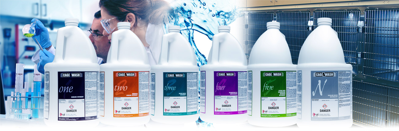 Biomedical Research Detergents