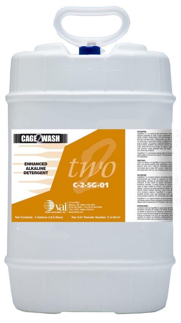 Cage2Wash 2 - C-2-5G-01