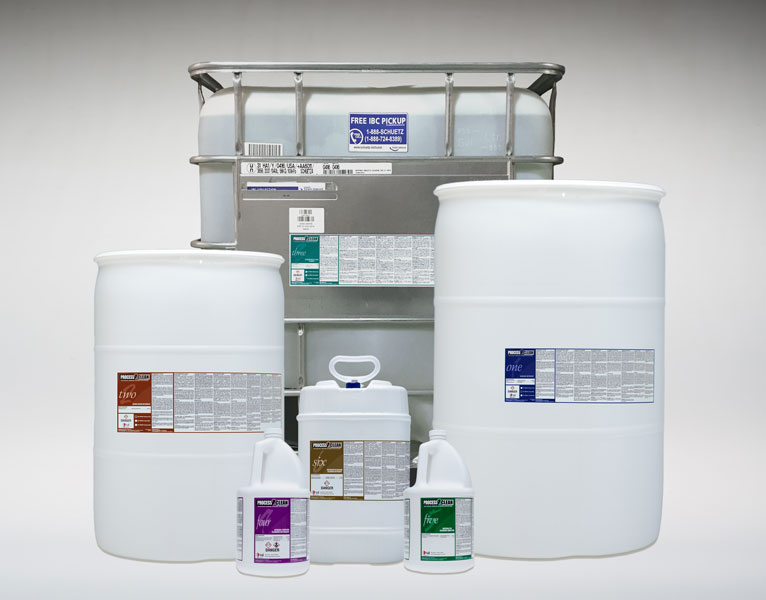 Process Cleaning Detergents