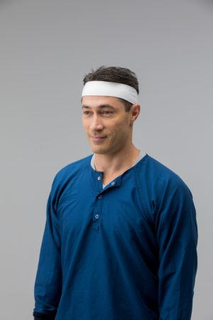 Sweat-less Cleanroom Headband - SL-02-XL