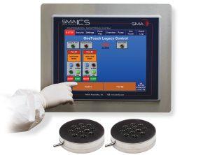 SMA OneTouch ICS for Isolators - 2 Sampling Locations - SMA-ICS-2I-A