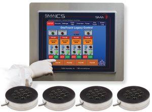 SMA OneTouch ICS for Isolators - 4 Sampling Locations - SMA-ICS-4I-A
