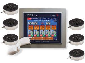 SMA OneTouch ICS for Isolators - 6 Sampling Locations - SMA-ICS-6I-A