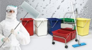 Mop and Bucket Systems